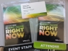 VMworld Access Badges